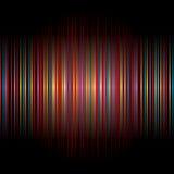 striped нерезкость Стоковое фото RF