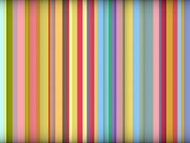 Striped abstract backdrop in rainbow colors Stock Image