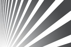 Striped abstract background. Black and white lines pattern.  Royalty Free Stock Photography