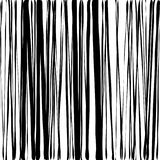 Black and White Fashion Bamboo Wall Background Stock Images