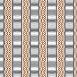 Striped Abstract Vintage Ethnic Native Seamless Pattern. Stripes Abstract Vintage Ornaments Geometric Ethnic Native Seamless Pattern Background Vector Blanket Stock Image