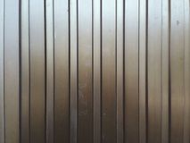 Striped aluminum Royalty Free Stock Photography