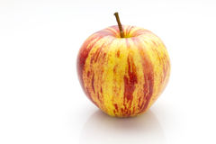 Striped apple Stock Image