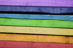 Striped backdrop. Abstract striped backdrop, color image Royalty Free Stock Photography