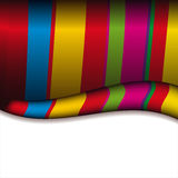 Striped background Stock Images