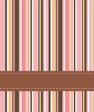 Striped background. Vertical striped abstract background. Vector Stock Photography
