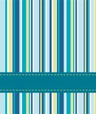 Striped background. Vertical striped abstract background. Vector Stock Photo