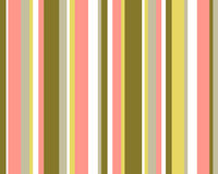 Striped background. Pink, brown and yellow striped background Royalty Free Stock Photos