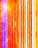 Striped background. On colorfull background Royalty Free Stock Photo