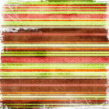 Striped background. Colored striped background in retro style Royalty Free Stock Images