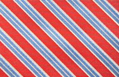 Striped background fabric Royalty Free Stock Images