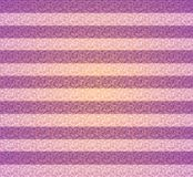 Striped background with a pattern of stylized waves. Stock Images