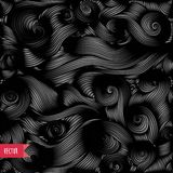 Striped background. Vector illustration. Tangled backdrop. Abstr Royalty Free Stock Photography