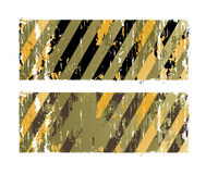 Striped backgrounds Royalty Free Stock Images