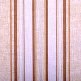 Striped beige wallpaper Stock Photography