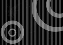 Striped black background Royalty Free Stock Photo