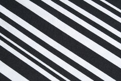 Striped black and white background Royalty Free Stock Photos