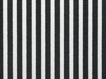 Striped black and white background, isolated Stock Photo