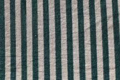 Striped blanket Royalty Free Stock Photography