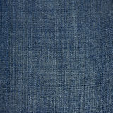 Striped blue jeans denim vintage background Stock Photo