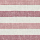 Striped brown fabric texture Stock Image