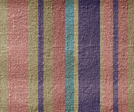 Striped canvas Royalty Free Stock Images