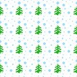 Striped Christmas pattern Royalty Free Stock Photo