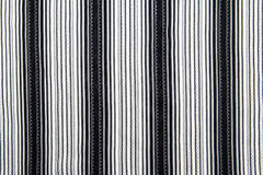 Striped cloth. Closeup of striped stockinet cloth Royalty Free Stock Images