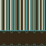 Striped color background Stock Photography