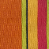 Striped color fabric texture Stock Photos