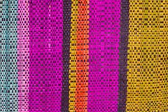 Striped colorful background. Vivid colors, close-up Royalty Free Stock Photo