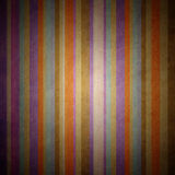 Striped colorful background Stock Photography