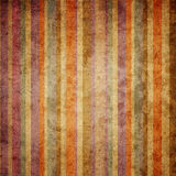 Striped colorful background Style retro pattern.  Stock Photography