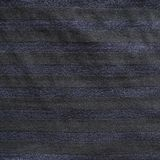 Striped dark cloth material Royalty Free Stock Photography