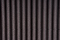 Striped dark gray embossed paper. Colored paper. Black texture background Royalty Free Stock Photography