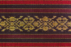 Striped Design Silk Royalty Free Stock Photos