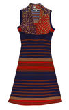 Striped dress Royalty Free Stock Photos