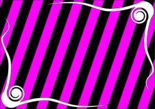 striped emo предпосылки Стоковая Фотография