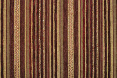 Striped fabric Royalty Free Stock Photo