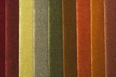 Striped fabric Stock Photo