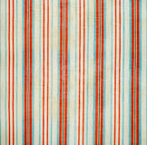 Striped of fabric Stock Image