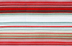 Striped fabric. Abstract background with striped fabric Stock Photo