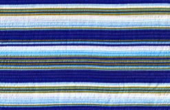 Striped fabric. Abstract background with striped fabric Stock Photography