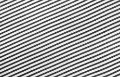 Striped fabric Stock Photography