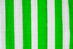 Striped fabric background Stock Photo