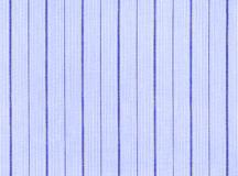 Striped fabric. In blue colours stock image