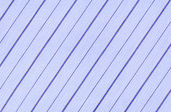 Striped fabric. In blue colours royalty free stock images