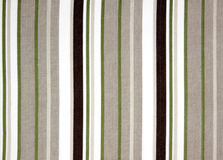 Striped Fabric Detail Royalty Free Stock Photos
