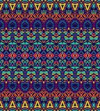 Striped fabric geometric design in ethnic style. Ethnic tribal festive pattern for surface . Abstract geometric colorful seamless pattern ornamental. Mexican Stock Photos
