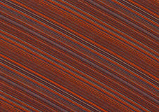 Striped fabric. In red and brown colours royalty free stock photography